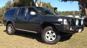 2009 Nissan Navara STX Ute Wembley Downs Stirling Area Preview