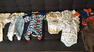 Lot de vêtements bébé garçon 3 mois