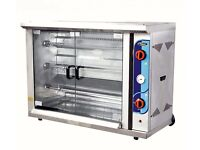 Chicken Rotisserie 6pc Electric EN139