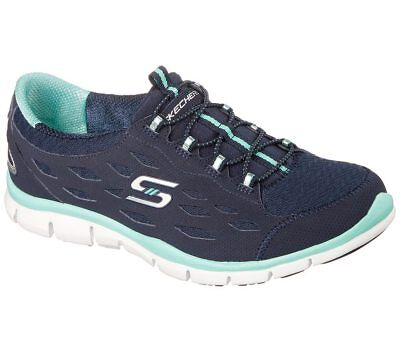 Skechers Women Gratis CC Womens Trainers Sneakers Shoes Sports Running