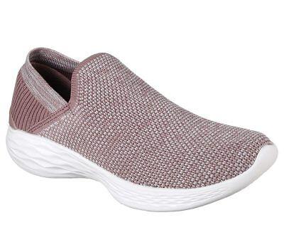 b613eef7858891 NEU SKECHERS Damen Sneakers Slipper Freizeitschuhe Sommerschuhe YOU - RISE  Pink