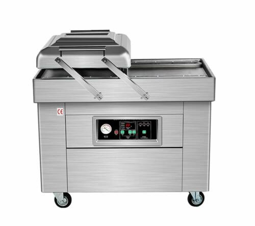 INTSUPERMAI Commercial Vacuum Packaging Machine Two Chamber Vacuum Sealer Sealin