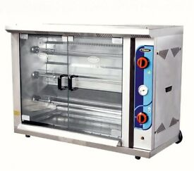 Chicken Rotisserie 6pc Electric EN139 Catering equipment