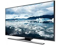 "Samsung 40"" 4K UHD Television TV including ultra-slim wall mount"