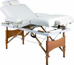 Table de soins multi sections massage NEUF