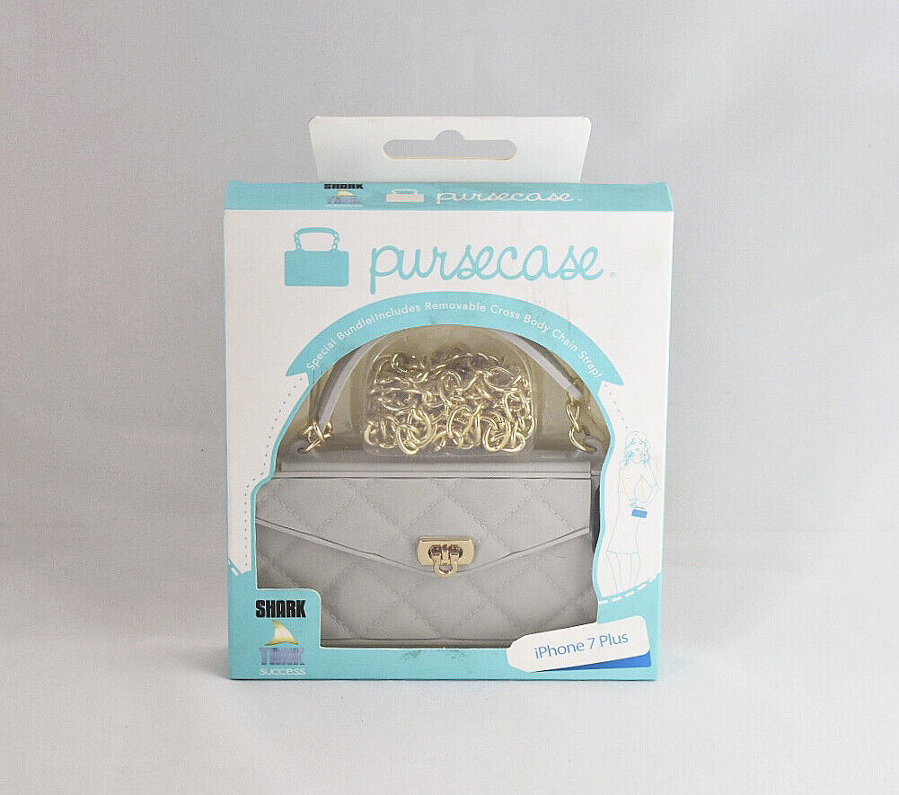 Pursecase Handbag iPhone 7 Plus Crossbody Wallet Strap Phone
