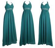Turquoise Prom Dress