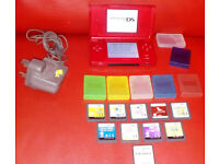 red nintendo ds & games for sale in liverpool