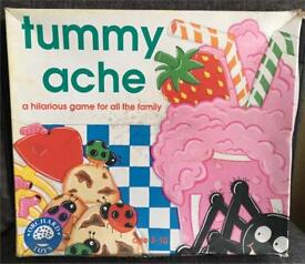 Tummy Ache Game - Orchard Toys - 2nd Hand