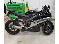 Yamaha r6 under 8000 miles new mot and tyres