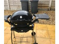 Weber gas bbq 2200 with stand