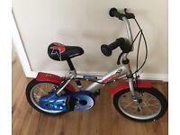 """14"""" Apollo boys bicycle - Rocketman bike"""