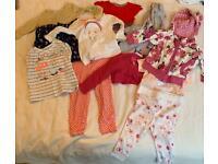Girls clothes 6-9 months
