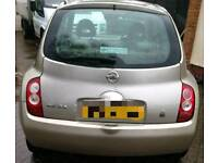 2002-2010 Nissan Micra k12 breaking full car all parts available