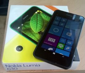 nokia smart phone 630