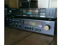 ROTEL RA-840 Vintage Amplifier (1982)