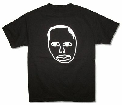 Earl Sweatshirt Reflective Face Image Black T Shirt New Official 2016 (Black Face Image)
