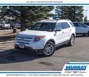 2014 Ford Explorer Limited *Leather *NAV *7 Pass