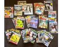 Photography Magazines with discs
