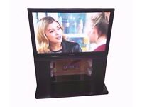 "PANASONIC 42"" PLASMA TV WITH BUILT IN STAND HDMI"