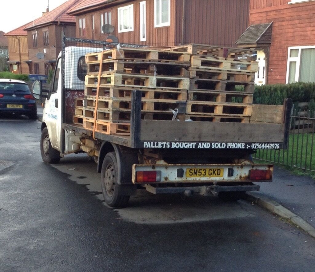 Pallets for sale ideal for d.i.yin DundeeGumtree - Pallets for sale,ideal for home and garden projects,log stores,planters,decking,patios,etc.etc,5 pounds per pallet please contact me on 07564442976 thanks
