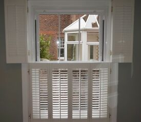 Wooden Window Shutter