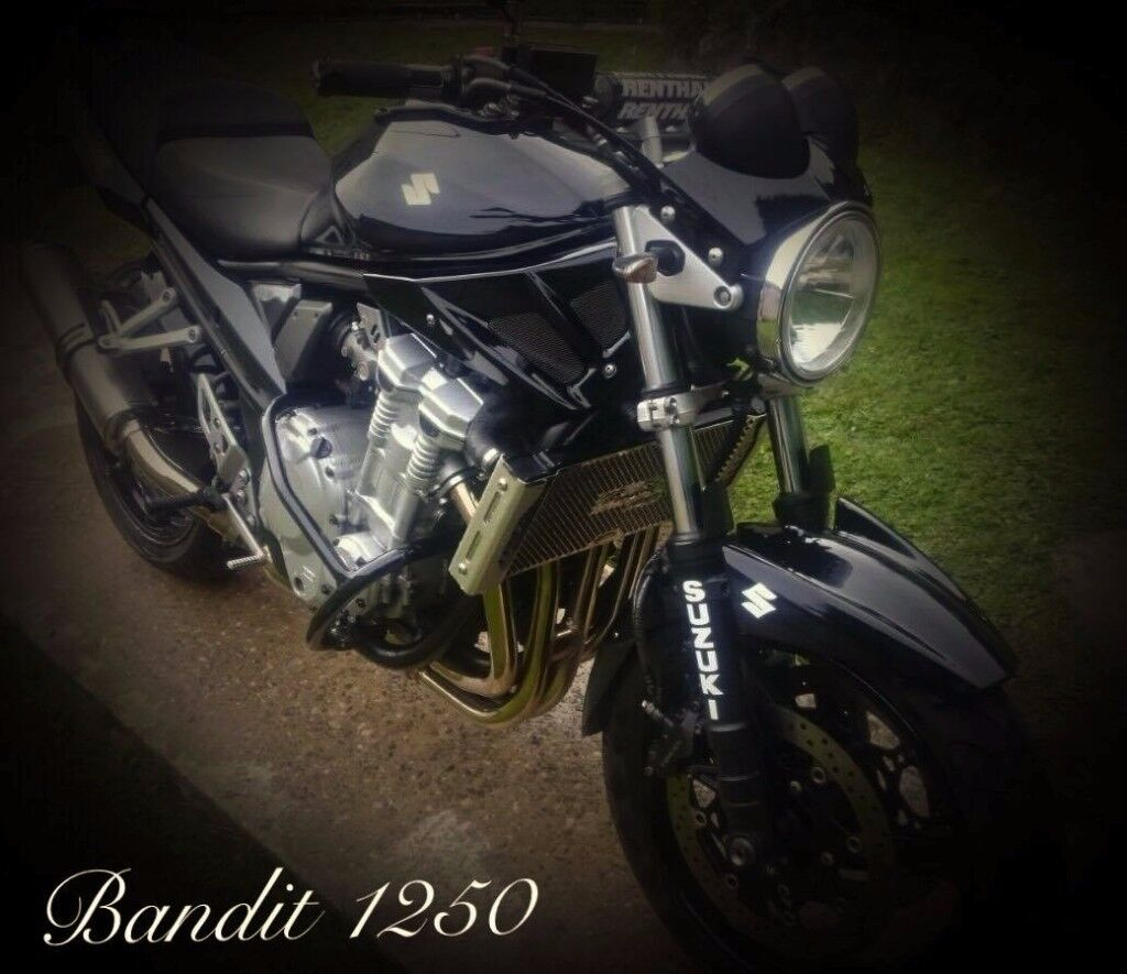 2018 suzuki bandit 1250. plain bandit suzuki bandit 1250  2010 21k mot 2018 for
