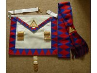 Royal Arch Masonic Regalia