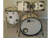 Rogers Big ' R ' drum kit