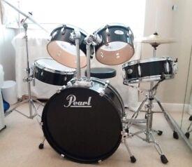 Pearl Rhythm Traveller Drum Kit