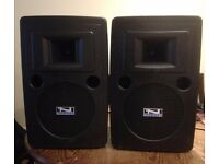 ANCHOR LIBERTY PLATINUM 800/ANCHOR1 7500 BATTERY POWER MICROPHONE SPEAKERS.