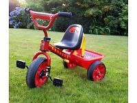'Mud Monster' tricycle / trike