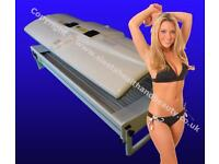 Super Elite Double 18 tube 200watt Home Sunbed