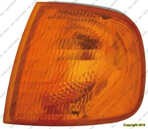 Side Marker Lamp Driver Side Heritage/Xl/Xlt Model Amber High Quality Ford F150 2004