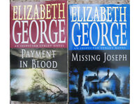 Elizabeth George books