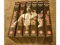 Classic Bruce Lee VHS box set