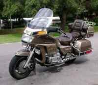 1984 Honda Goldwing Aspencade 1200cc