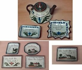Devon/Torquay Pottery