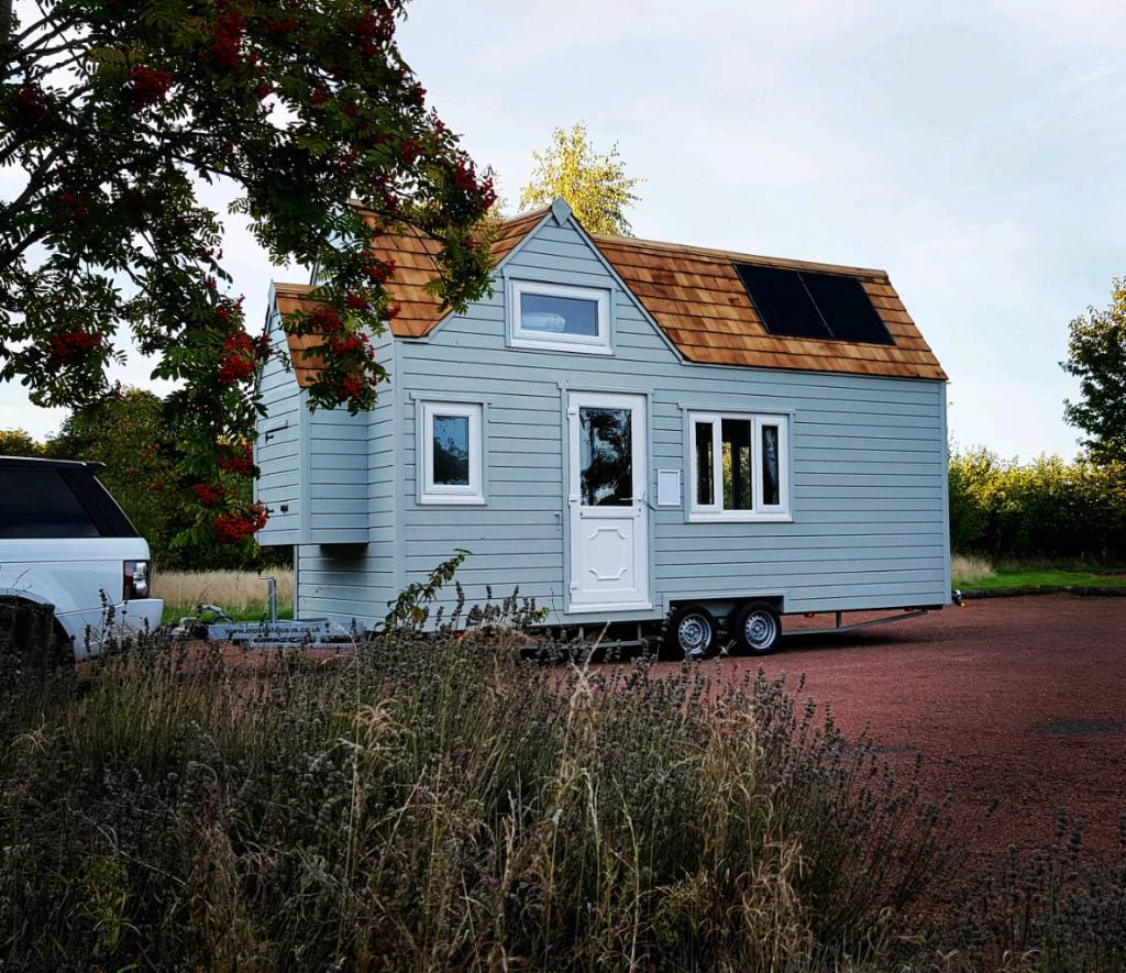Tiny House House On Wheels In Stocksfield Northumberland Gumtree