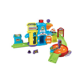 VTech Baby Toot-Toot Drivers Police Station - Multi-Coloured