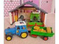 Playmobil mega farm set