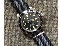 Vintage Rolex Submariner 1680 Steve McQueen 1970s