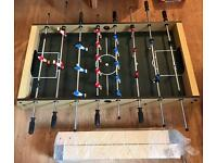 Foosball Table for sale £10