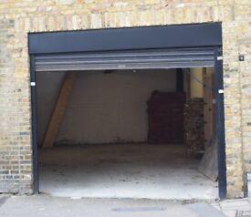 Electric Remote Control Shutter Garage Door 3m Wide