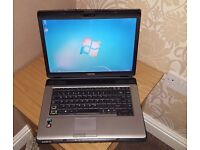 Toshiba L300 Laptop with webcam