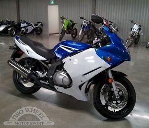 2007 Suzuki GS500F -