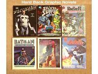 Comics & Graphic Novels - Marvel / DC / Dark Horse / 2000AD etc