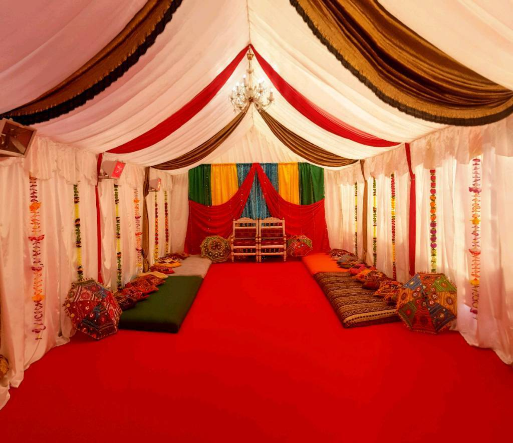 Mehndi Decor Marquee In Leicester Leicestershire Gumtree