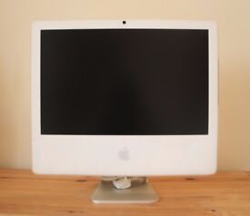 "Apple iMac 20"" for 'Spares or Repairs'"