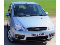 Ford Focus C-Max 2.0 Ghia Auto (2006) - Immaculate, Low Mileage example